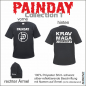 Preview: PAINDAY Traingsshirt - Polyester