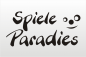 Preview: Wandschablone Spiele Paradies